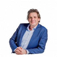 Kontakt aufnehemen mit Sander van Laar